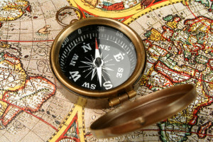 dreamstime_map&compass
